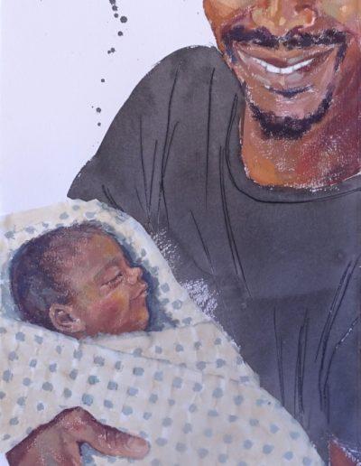 Alegria de pare